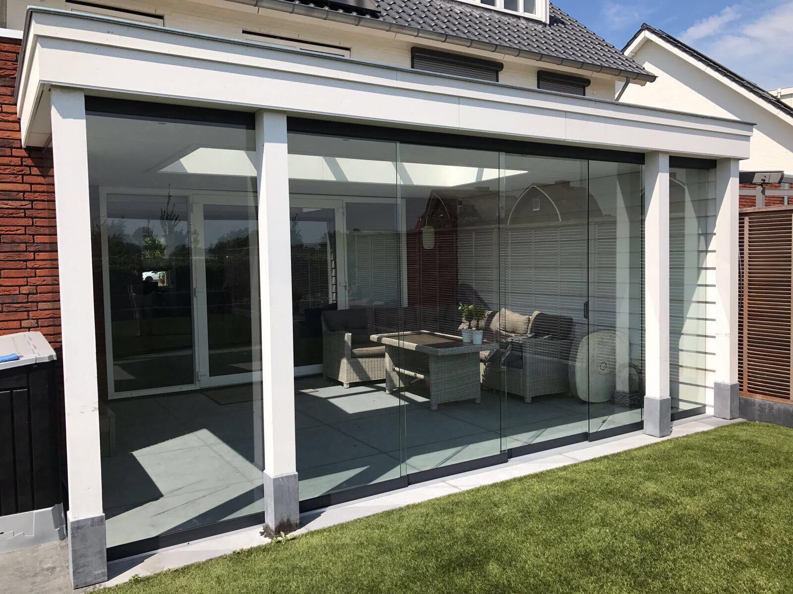 Luxe veranda 39 s op maat veranda twente uw maatwerkspecialist for Houten veranda